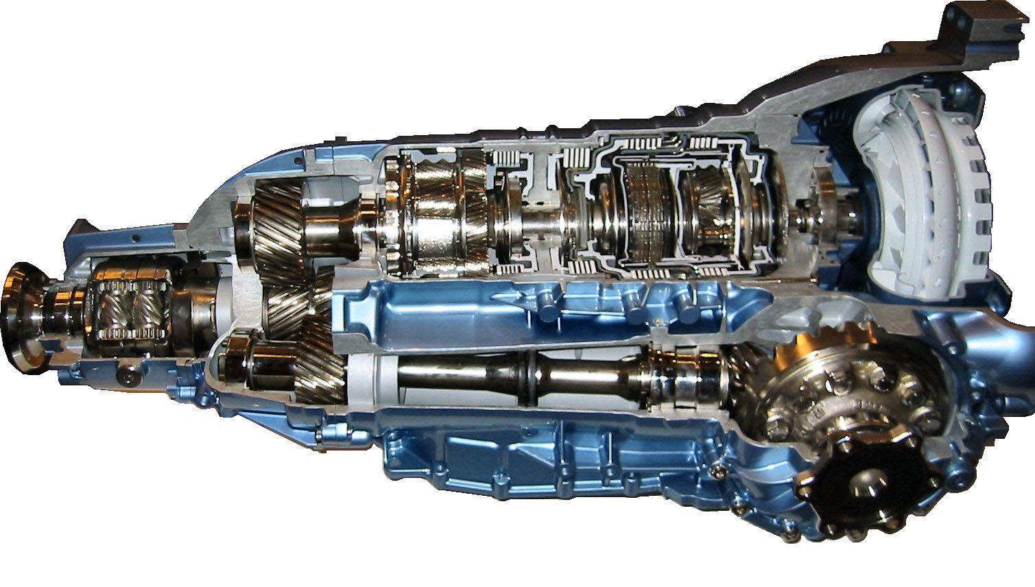 Трансмиссия автомобиля — незаменимый посредник между двигателем и колесами