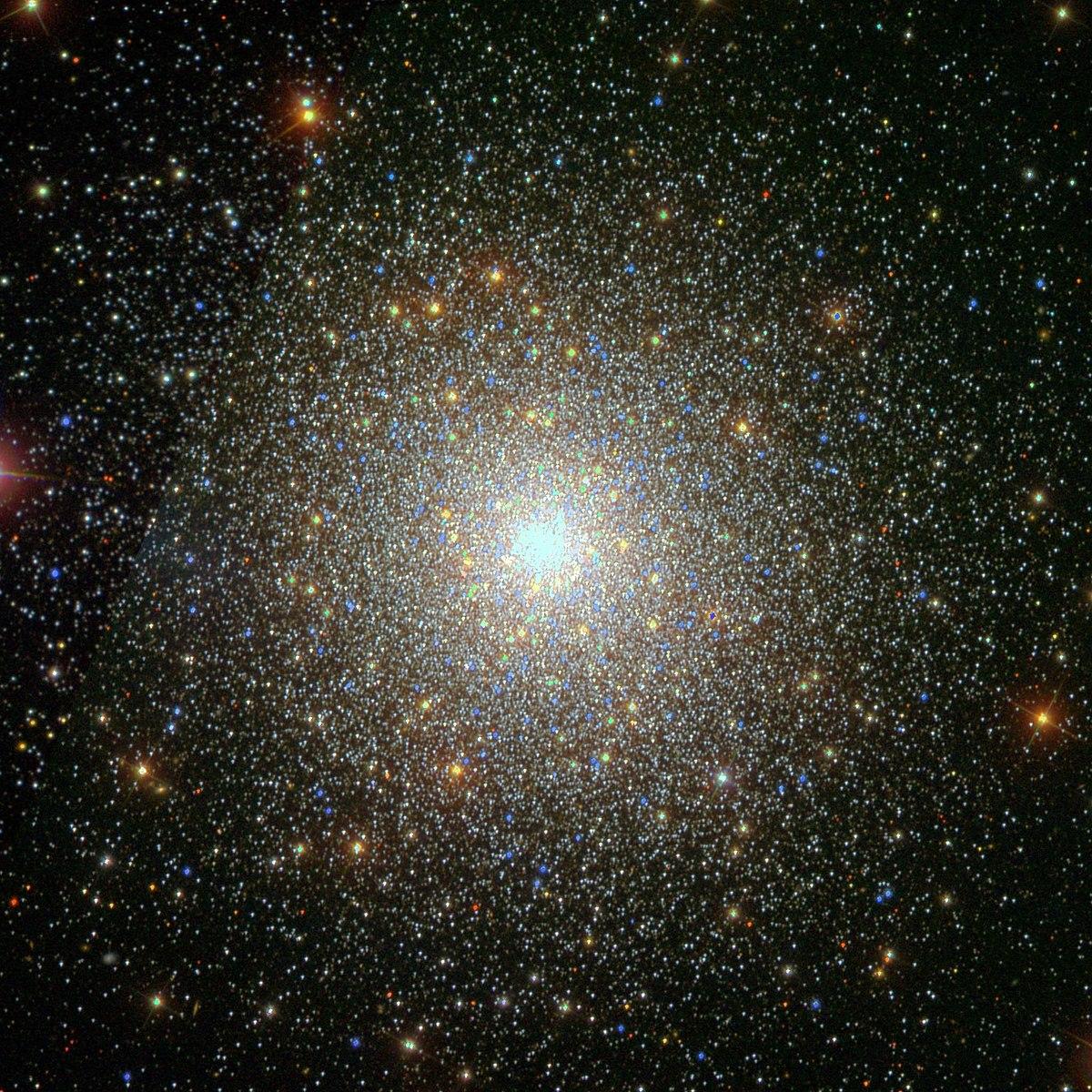 Шаровое звёздное скопление