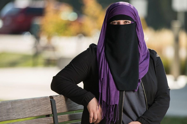 Женщина в хиджабе. почему девушки носят хиджаб?