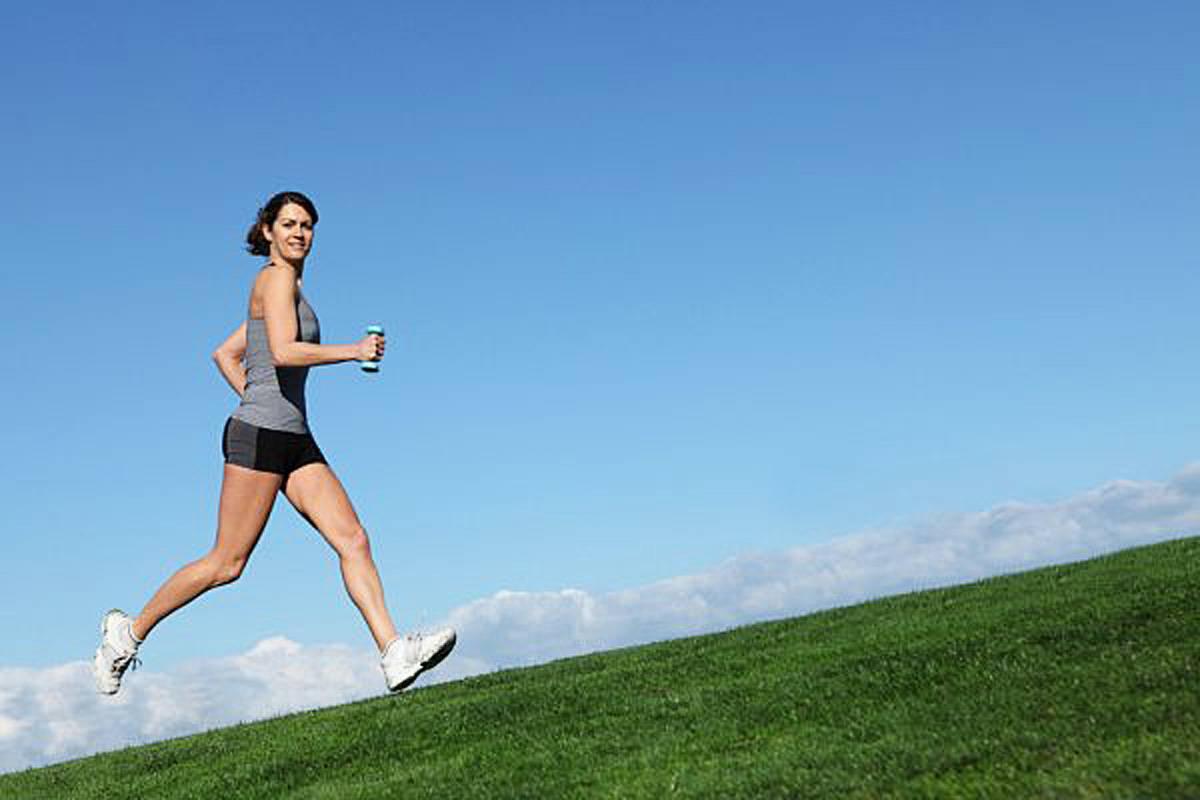 Бег трусцой увеличивает продолжительность жизни на 6 лет
