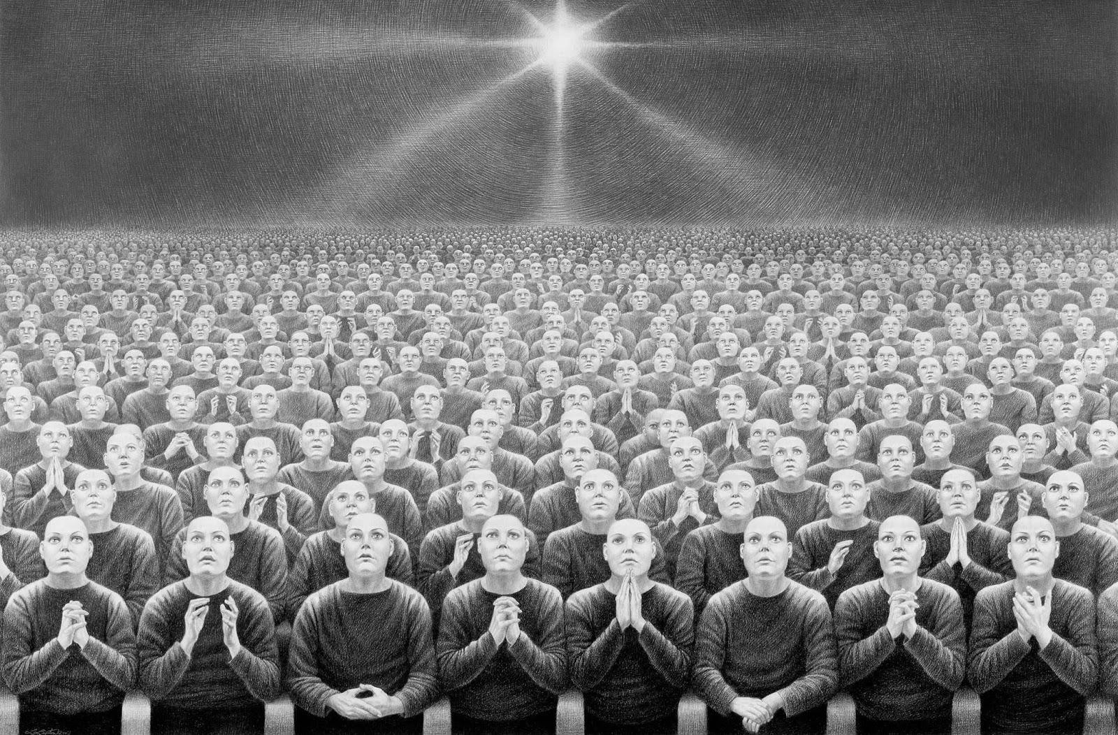 Что такое антиутопия в литературе? (кратко и понятно) | литерагуру