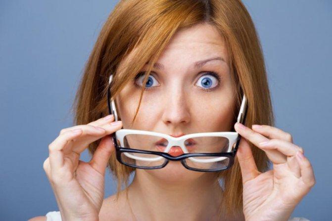 """Гиперметропия слабой степени: симптомы, методы лечения - """"здоровое око"""""""