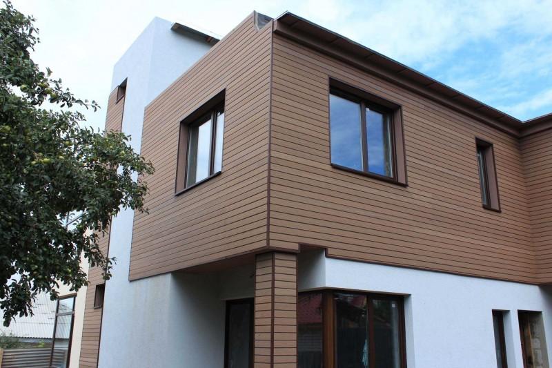 Облицовка фасада частного дома недорого: какой материал лучше, чем отделать, советы и фото