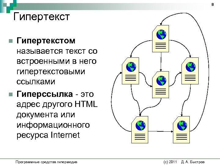 """Гипертекст - это в информатике что такое? кем был введен термин """"гипертекст""""?"""