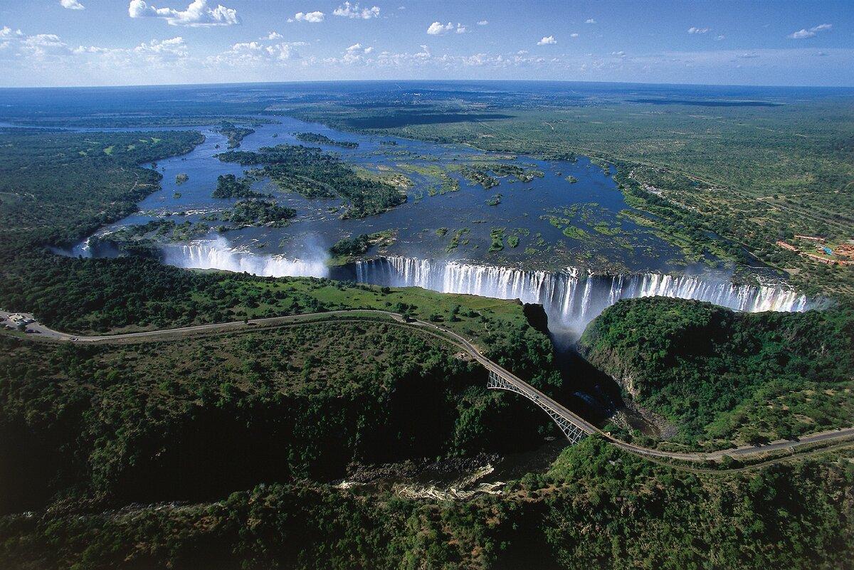 Замбези — википедия