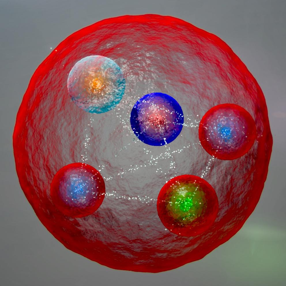 Кварк - это что за частица? узнайте, из чего состоят кварки. какая частица меньше кварка?