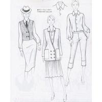 Как научиться рисовать эскизы одежды? как сделать эскиз одежды
