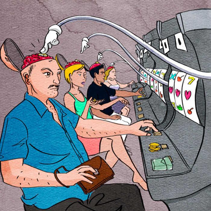 Лудомания и лечение игровой зависимости