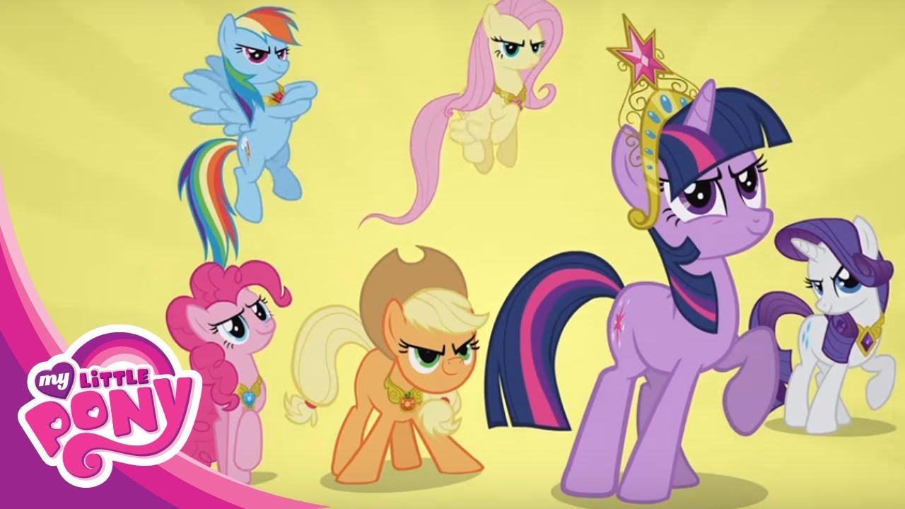 Игры пони - дружба это чудо