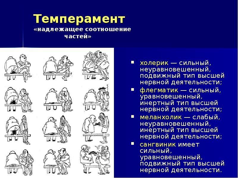Меланхолик: тип темперамента, описание и характеристика меланхолик