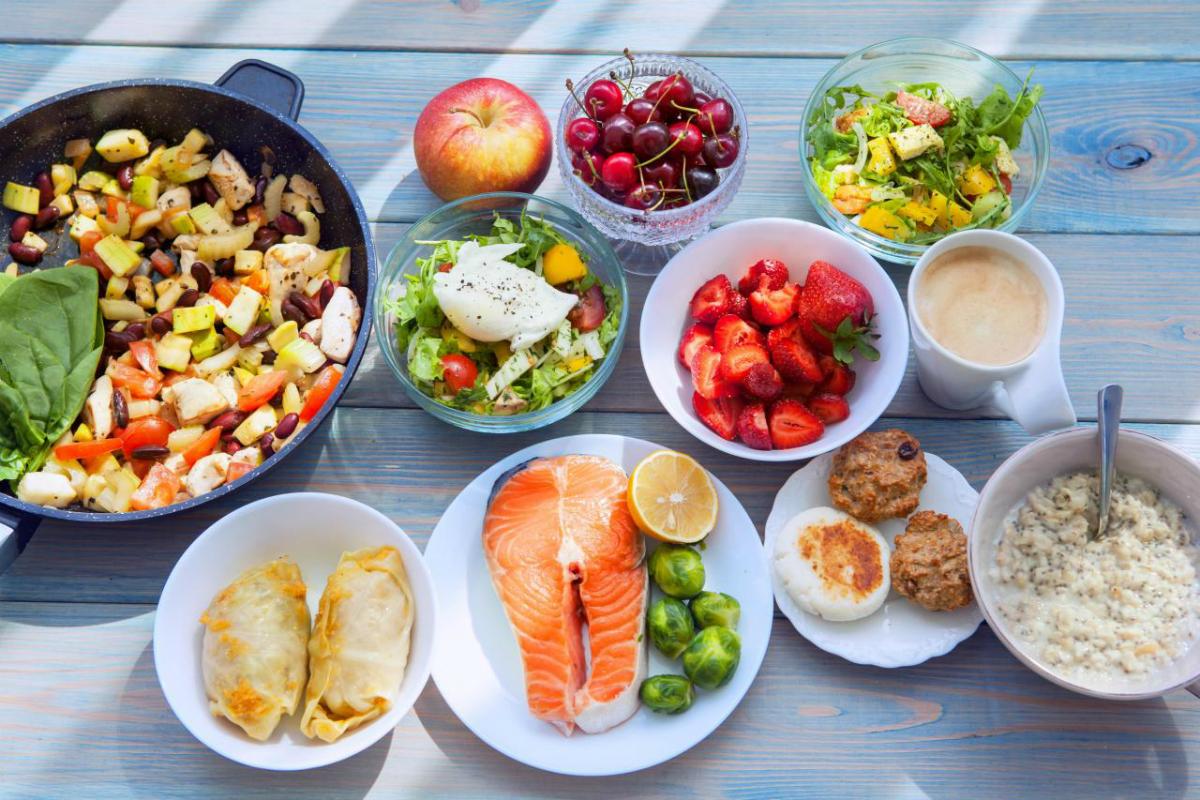 Правильное питание - это что такое? основы правильного питания
