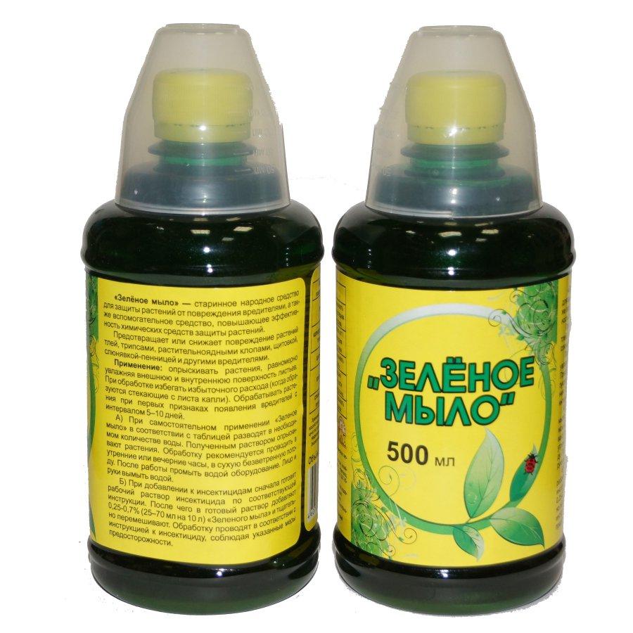 Зеленое мыло от вредителей: инструкция по применению для растений – что это такое, состав