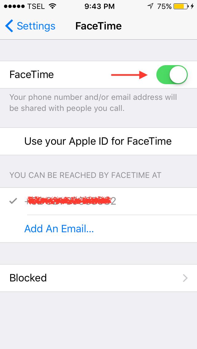 Почему не работает фейс тайм на айфоне: решение