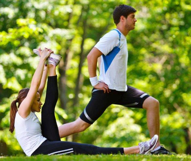 Зачем нужна разминка перед тренировкой