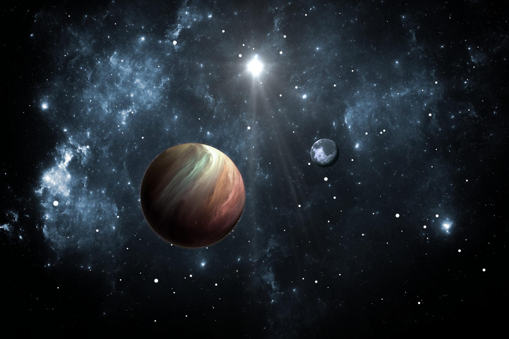 Экзопланеты - планеты других звёзд