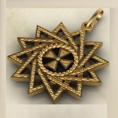 12-лучевая звезда эрцгаммы: значение символа, лучшие фото тату, амулета, талисмана. как зарядить и правильно носить амулет и талисман в виде звезды эрцгаммы? обряды со звездой эрцгаммы