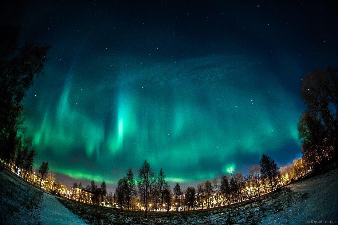 Что такое северное сияние - узнай что такое