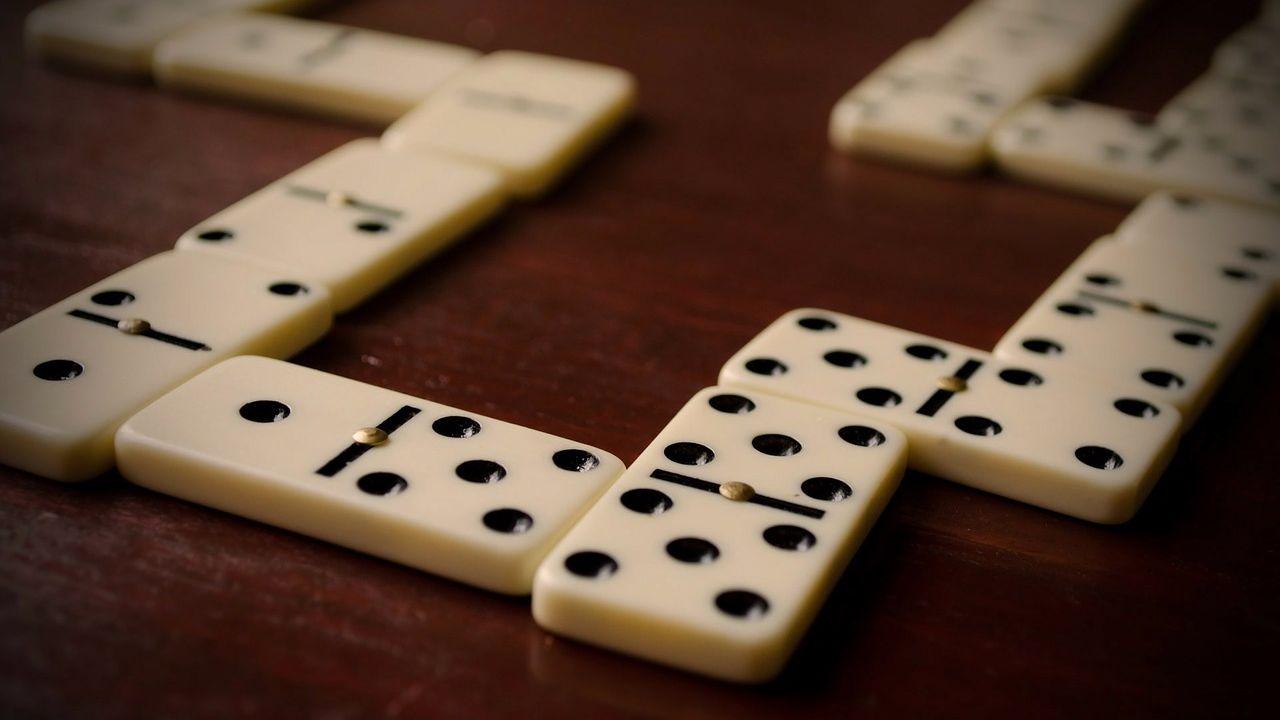 Игра домино. общие правила