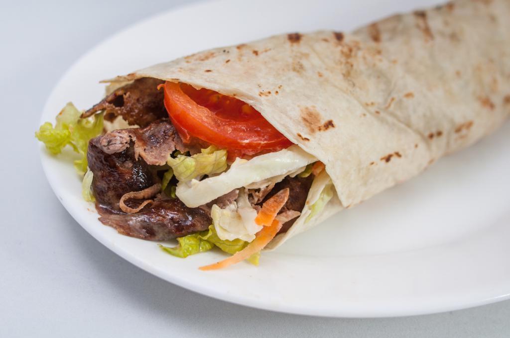 Мясная закуска турецкой кухни: тантуни