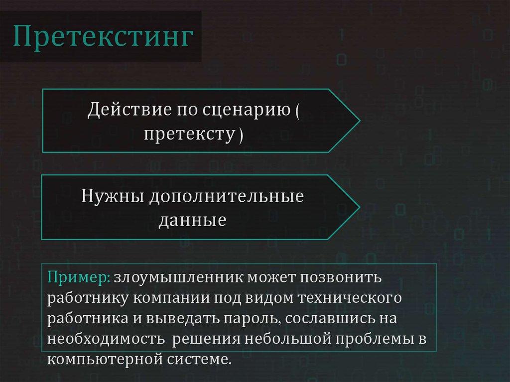 Социальная инженерия