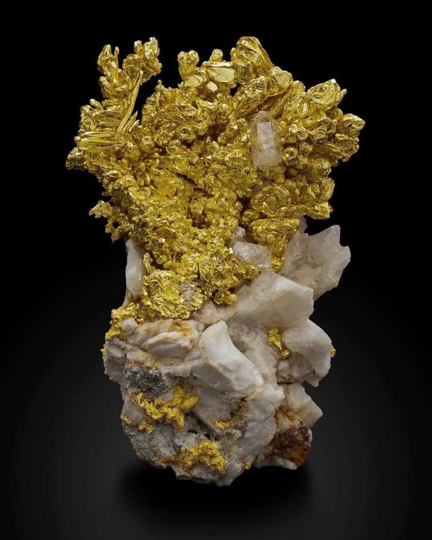 Свойства и особенности применения жидкого золота