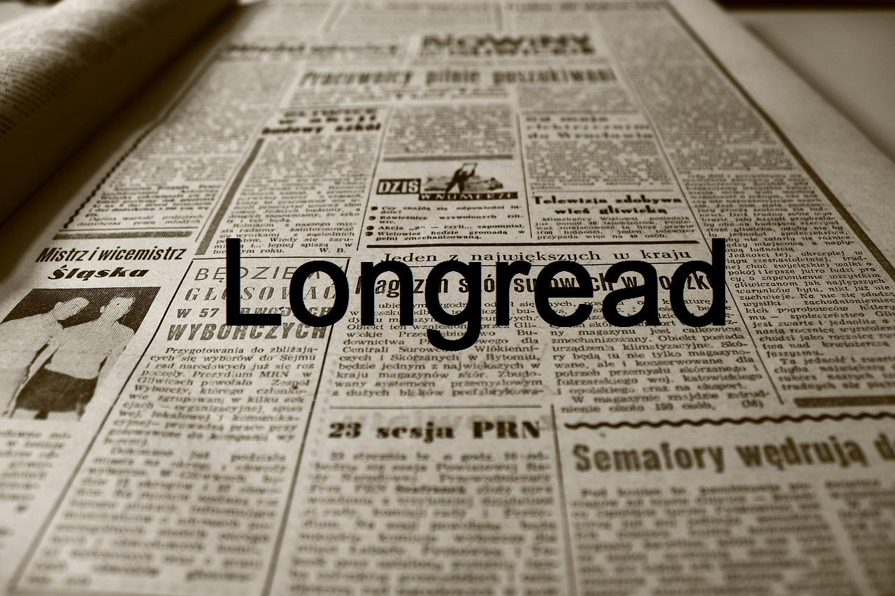 Что такое лонгрид: главное об актуальном формате -