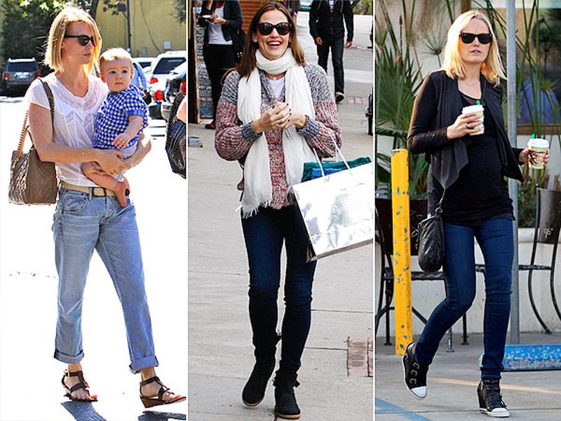 Mom jeans кому идут. что значит «джинсы мом»?