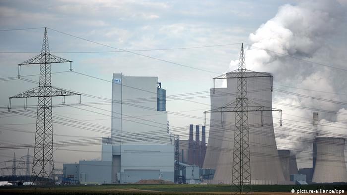 Электростанция — википедия