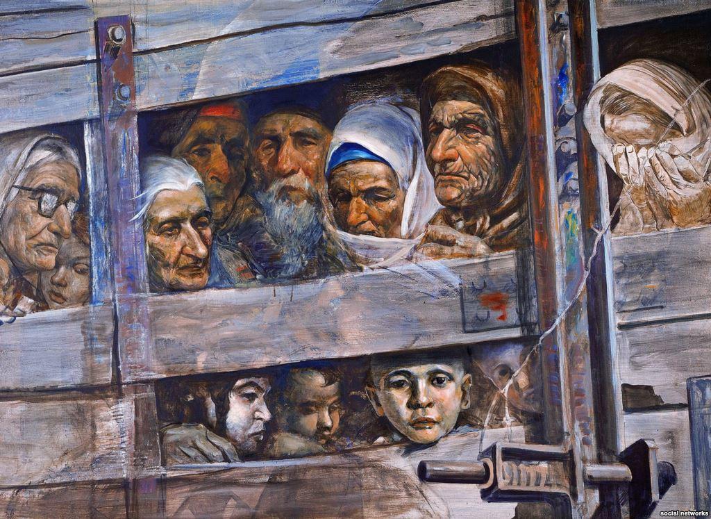 Депортация — википедия с видео // wiki 2