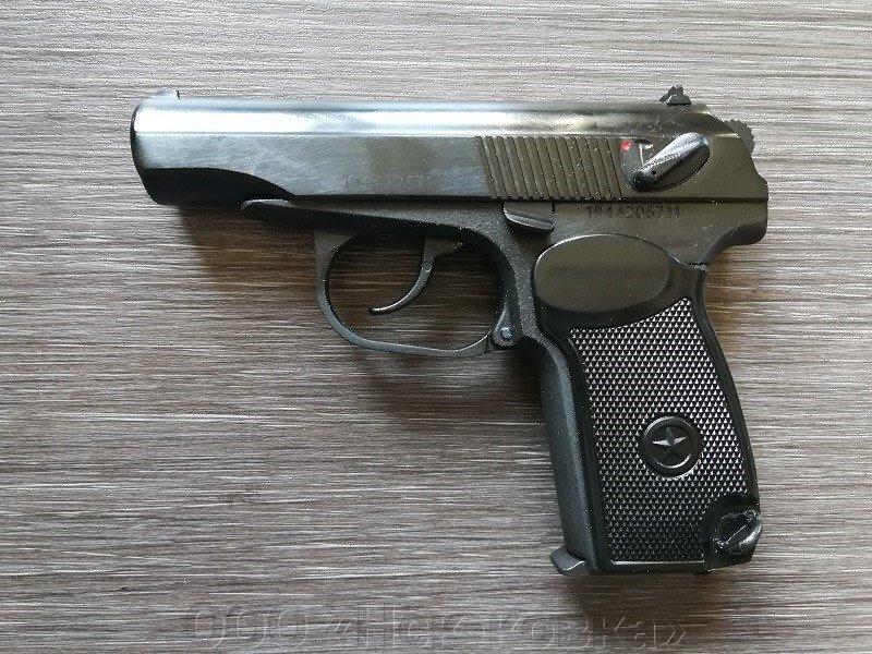 Обзор пистолета макарова (пм)