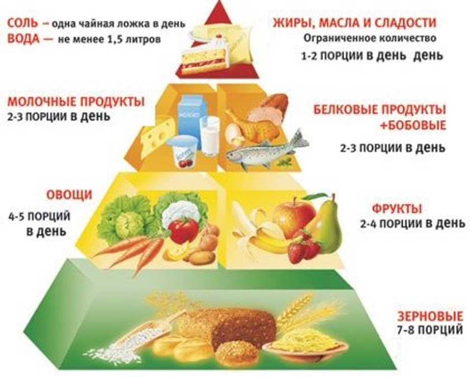 Здоровое питание. как правильно питаться и какие продукты выбрать для сбалансированного рациона всей семьи?