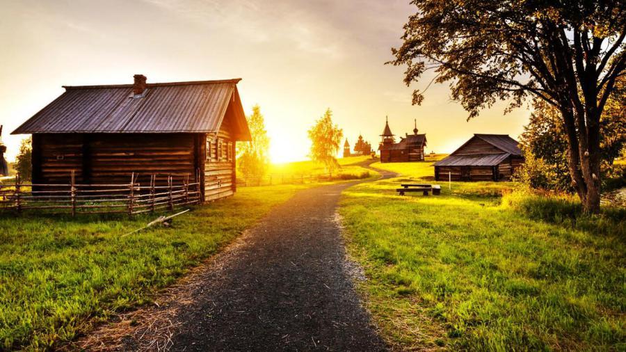 Село — википедия