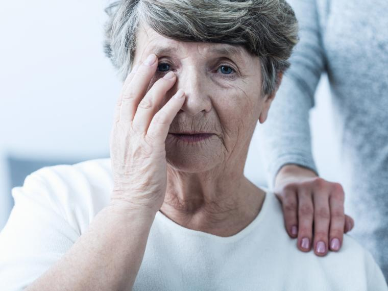 Деменция у пожилых людей: симптомы и лечение