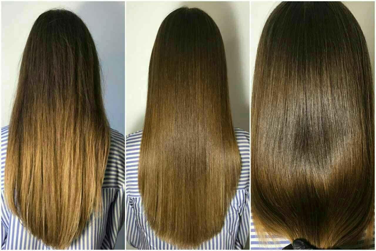 Средства для ламинирования волос в домашних условиях