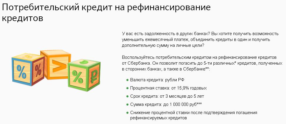 Рефинансирование кредита в сбербанке россии по ставке от 12,4%, условия перекредитования для физических лиц в мытищах, онлайн расчет