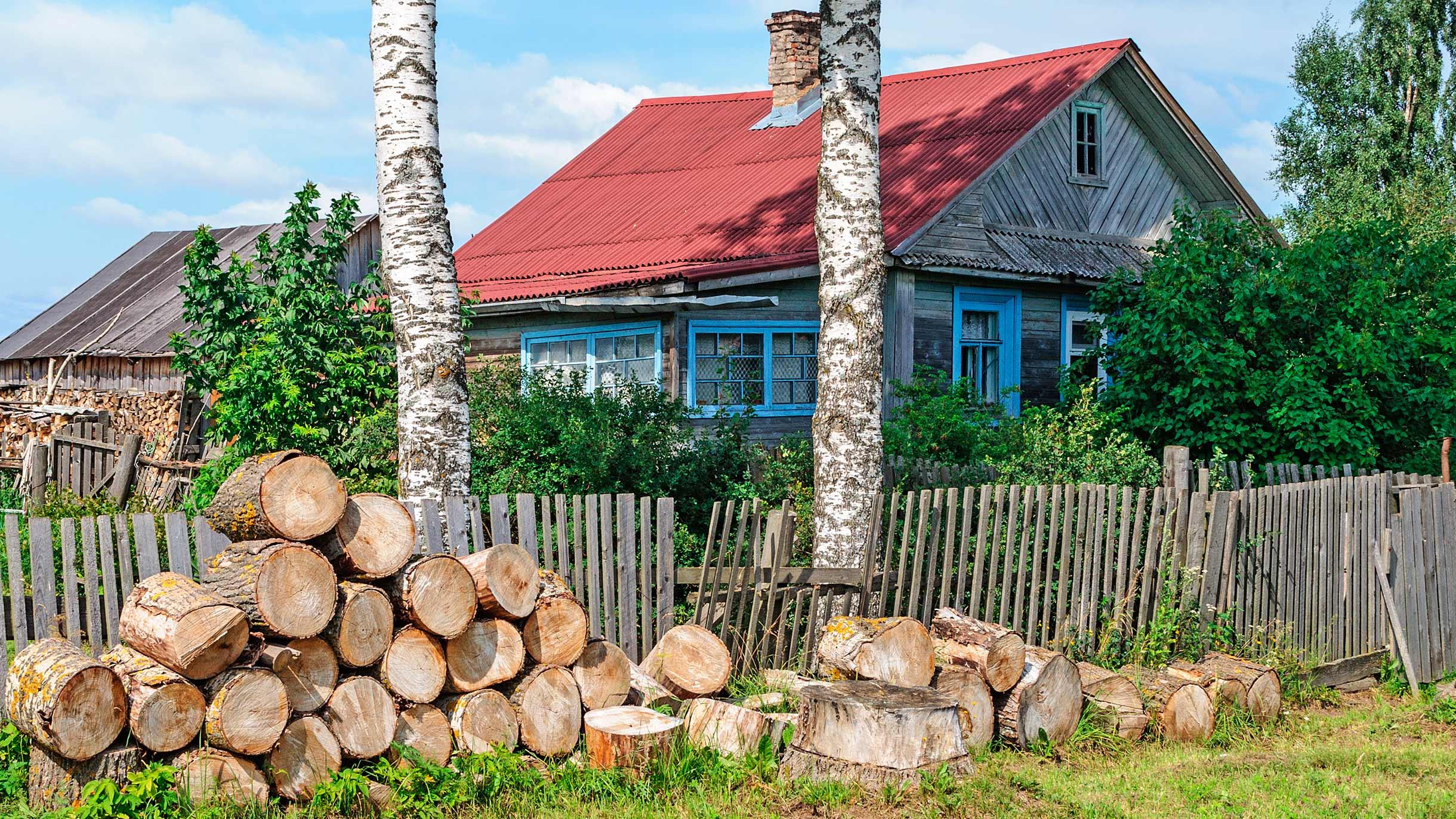 Чем отличается поселок от деревни, в чем разница? :: businessman.ru