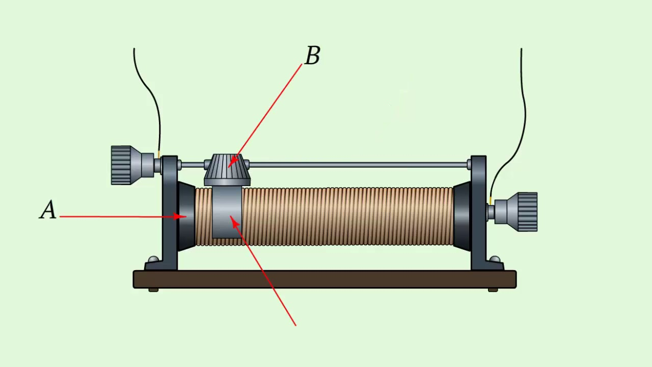 Для чего нужен реостат: принцип работы агрегата, основные разновидности, применение в цепи