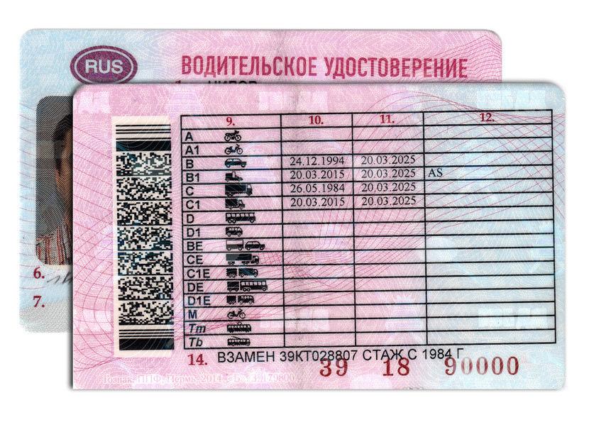 Категория а1 в водительском удостоверении в 2020 году