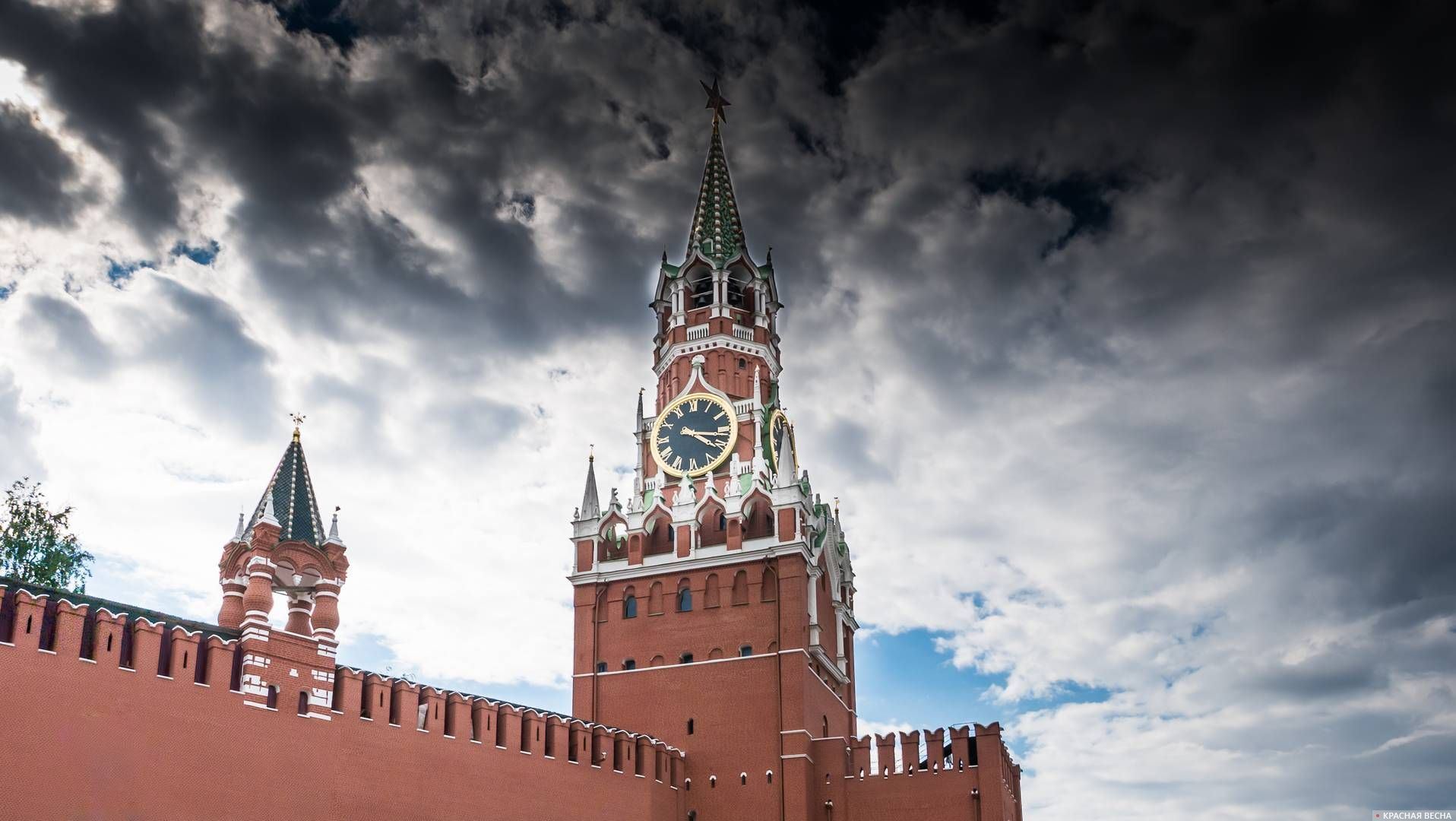 Московский кремль. история