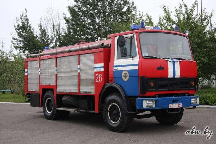 Игры пожарные машины