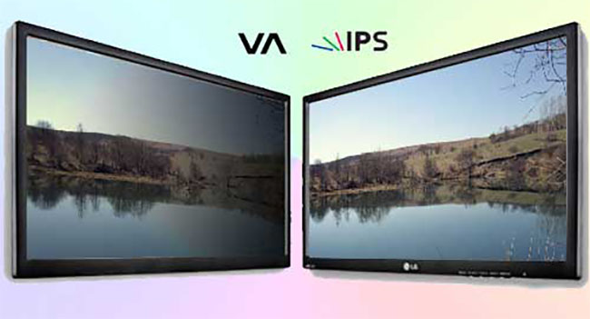 Монитор с матрицей ips, tn или va – какой выбрать