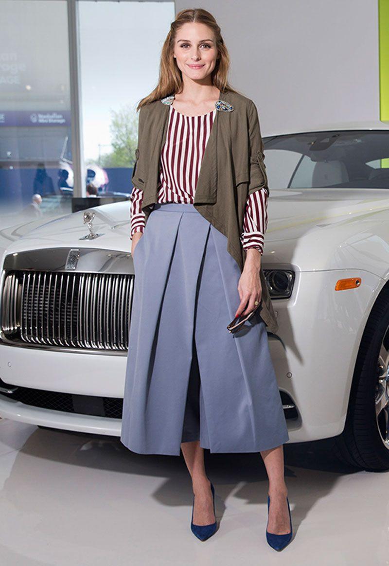 Брюки-кюлоты: с чем носить модный тренд 2020-2021