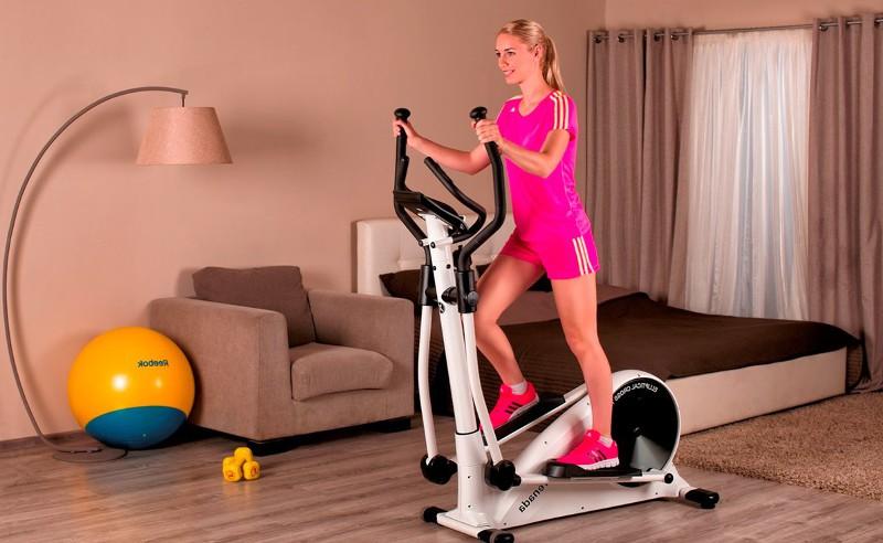 Тренажер эллипсоид: какие мышцы работают, инструкция как правильно заниматься
