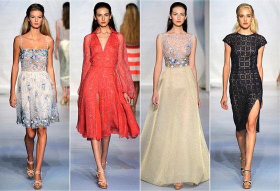 Все виды фасонов платьев и их названия: классификация платьев по силуэту