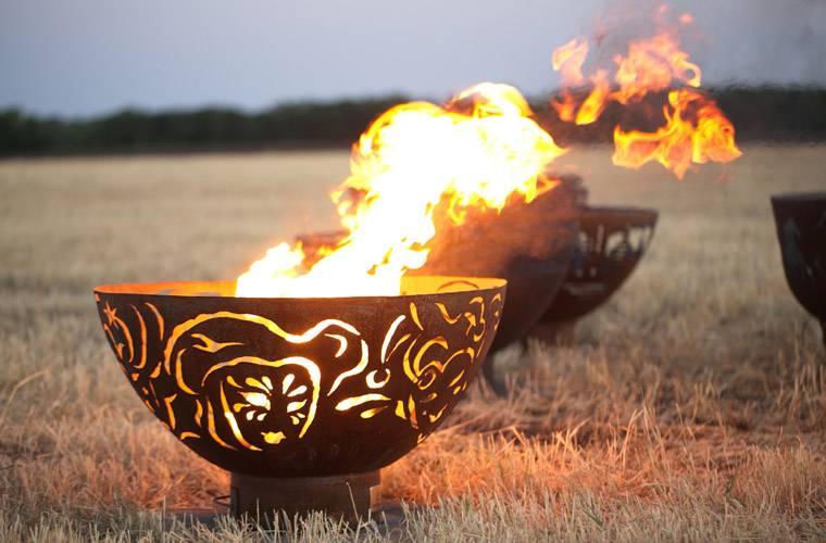 Что такое огонь, и почему он жжёт