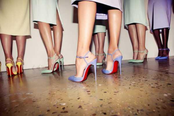 Лабутены – женские туфли. фото оригинала 2019 года