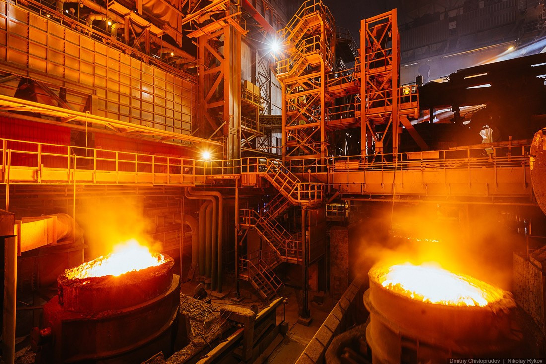 Металлургия россии — википедия. что такое металлургия россии