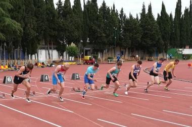 Легкоатлетические многоборья