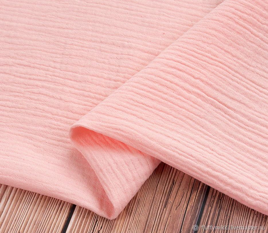 Муслин: лучшая ткань для новорожденных
