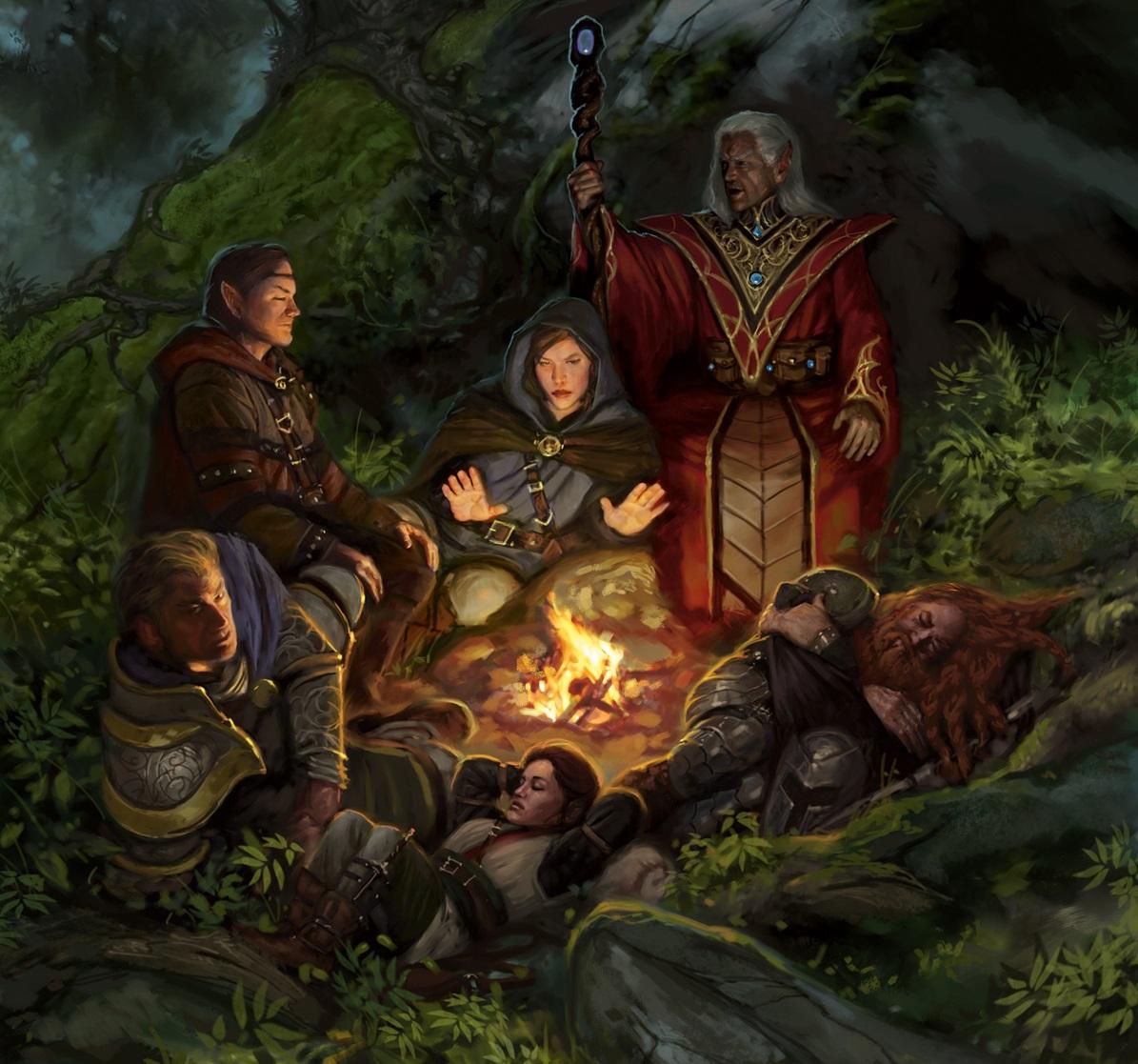 Создание персонажа — dungeon вики